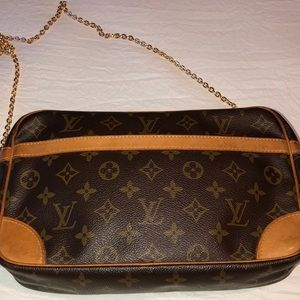 Louis Vuitton Compiegne 30 Converted Crossbody